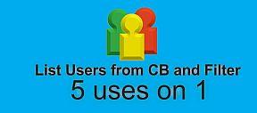 List Users Image